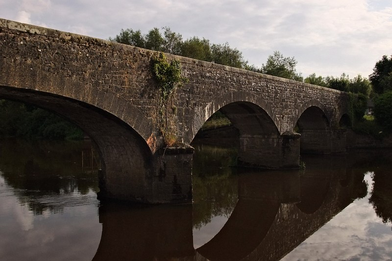 The Horse Bridge Athy